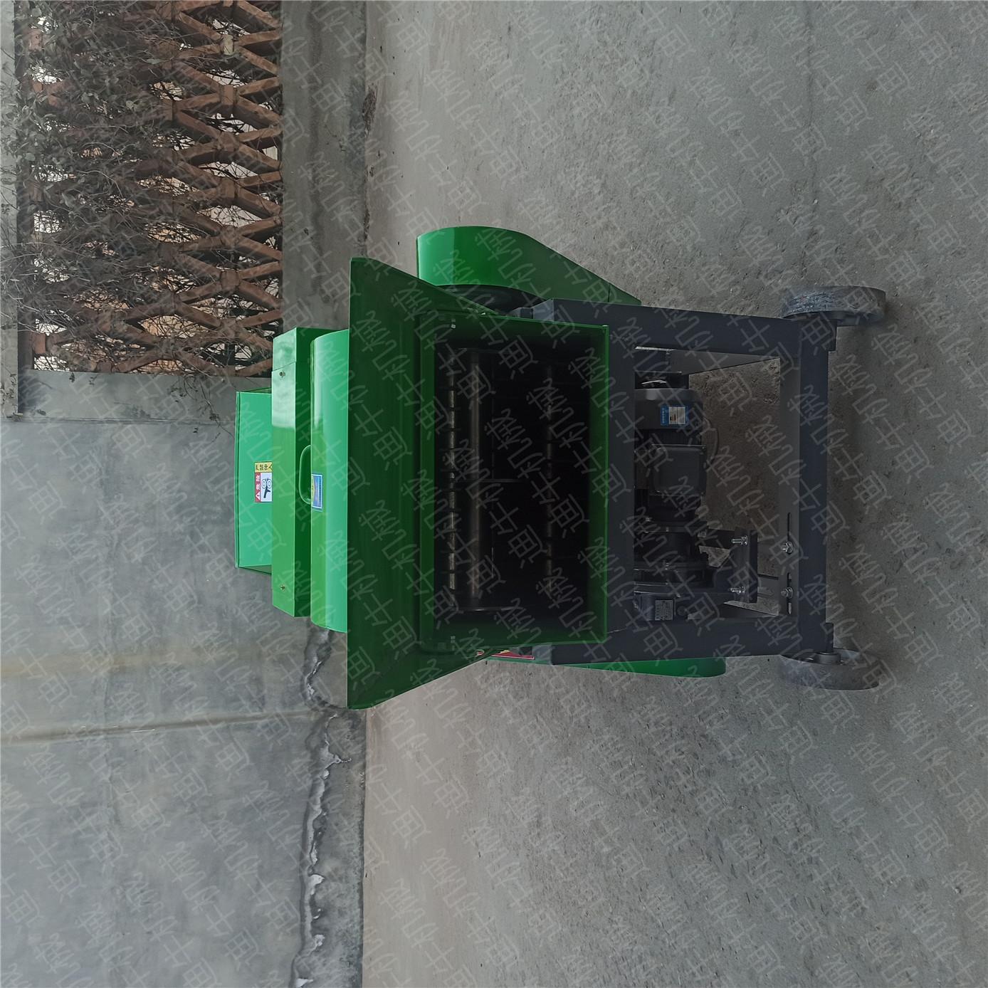 辽宁本溪售后服务好的大型秸杆揉丝机