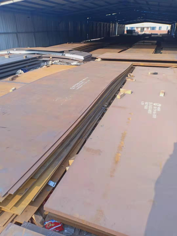 嘉兴莱钢耐磨NM360钢板免费寄样