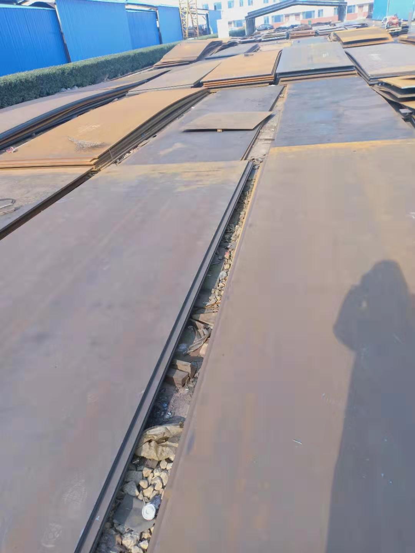 黔东南新钢耐磨钢板NM360现货价格