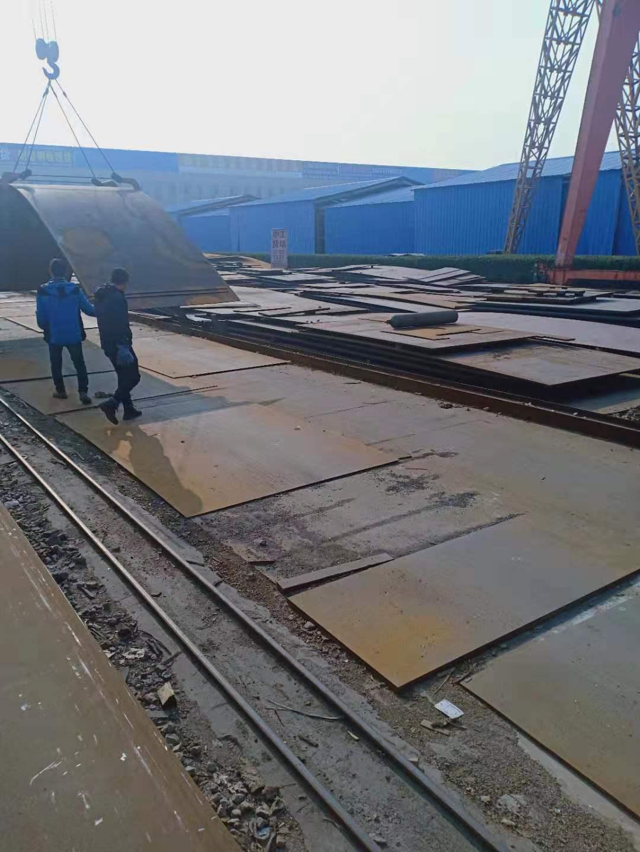 新余莱钢耐磨板NM400厂家价格