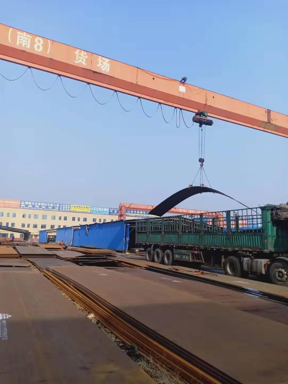 内江NM400耐磨板聊城龙泽钢材市场