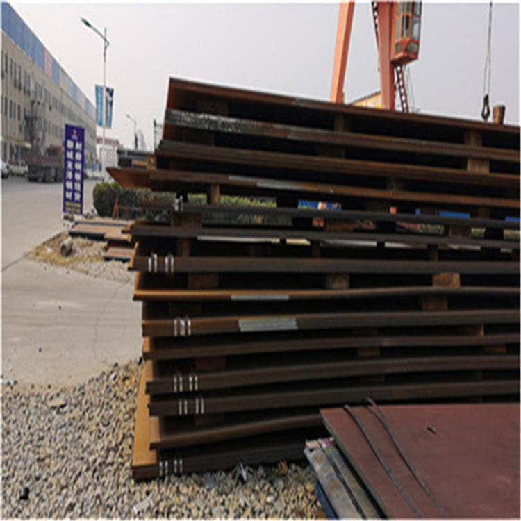 西宁舞钢NM550耐磨钢板聊城龙泽钢材市场