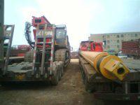 陕西到海口工程机械运输