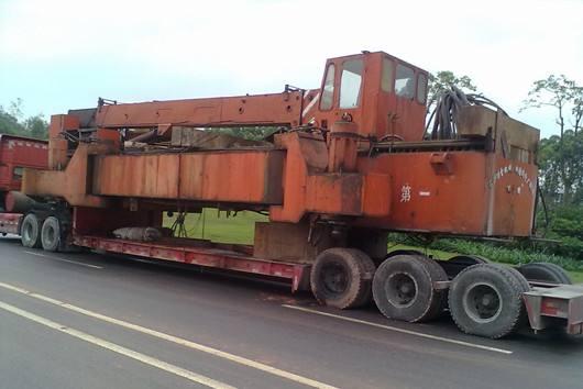 榆林到张家界三超设备运输怎么收费