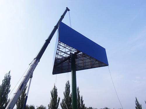 罗田单立柱安装公司--免费选址