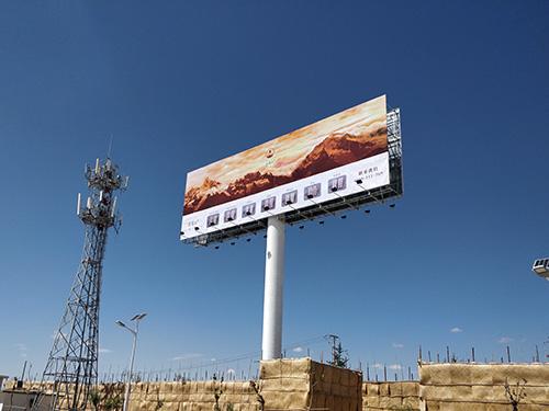 南城擎天柱广告塔制作厂家--值得信任