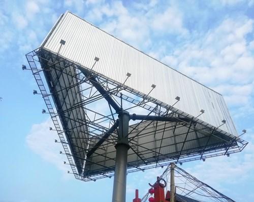 交口单立柱广告塔加工厂家--厂家报价