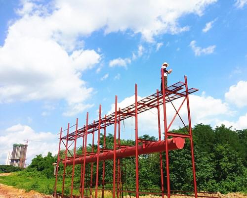 平顶山市单立柱制作厂家--首先恒科