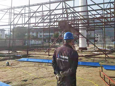 长春市单立柱广告塔制作厂家--首先恒科