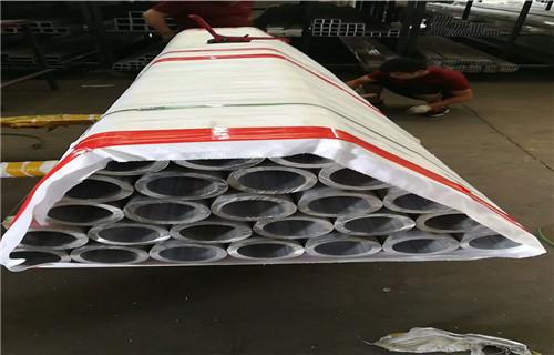 北京6061铝管-铝方管-6063无缝铝管规格齐全
