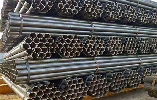 乌鲁木齐架子钢管48*3.5多少钱一根