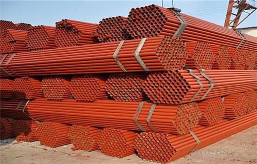 玉树架子钢管48*3.5生产厂家