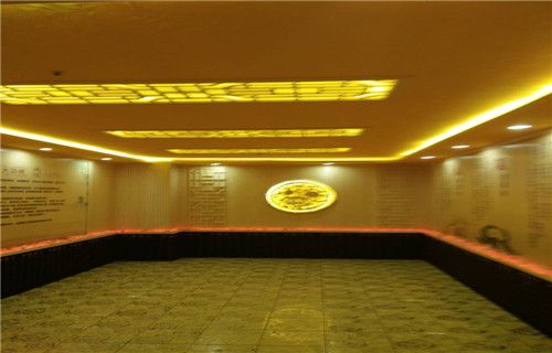 常州 浴池桑拿汗蒸房安装终身维护免费维修