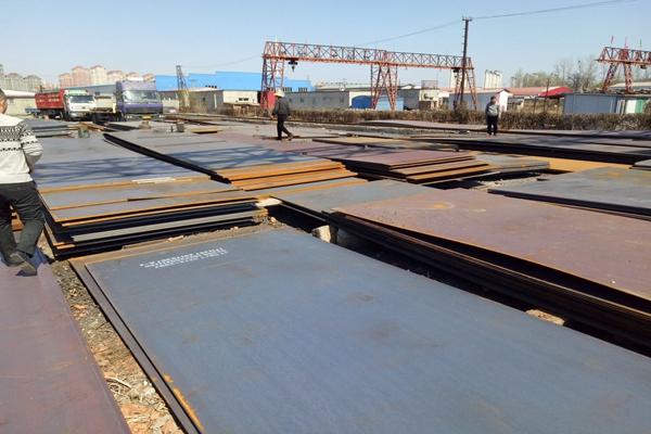 长沙25MnV合金结构钢板哪家买