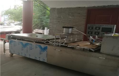 沧州烤鸭饼机性价比高2020年新款