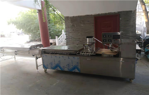 沧州全自动单饼机厂家发货TL-500型