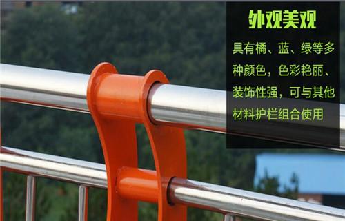 洛阳桥梁护栏立柱价格