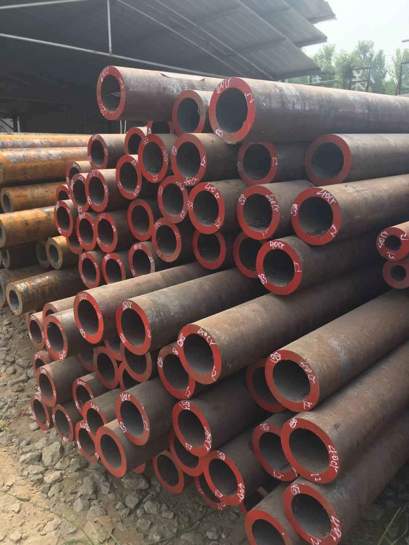 厦门q345b无缝钢管生产工艺及流程