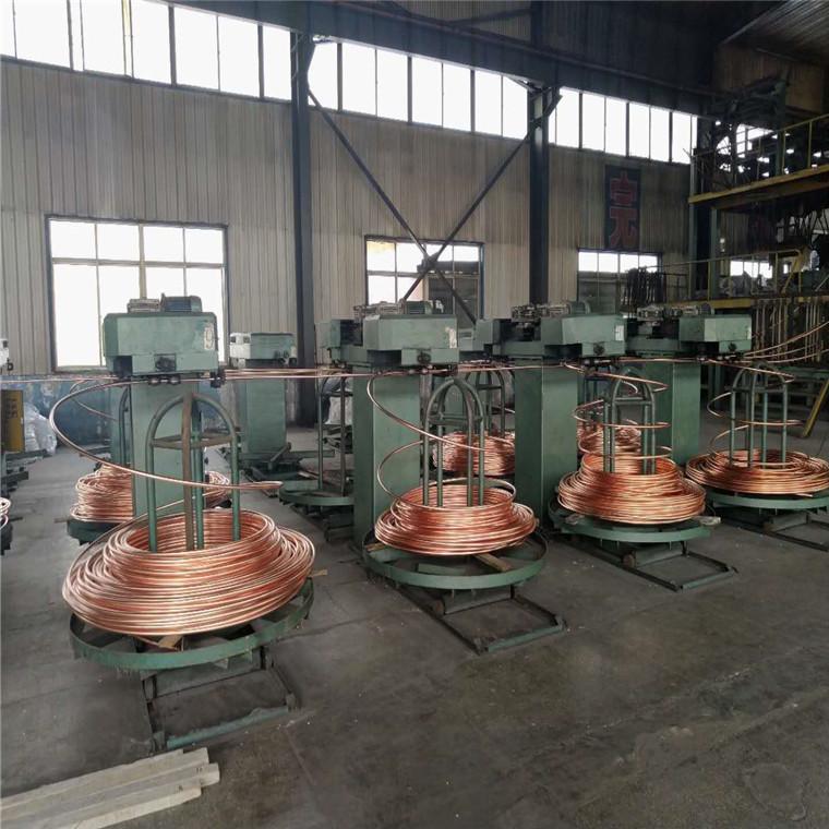 洛宁县4*30异性紫铜排生产