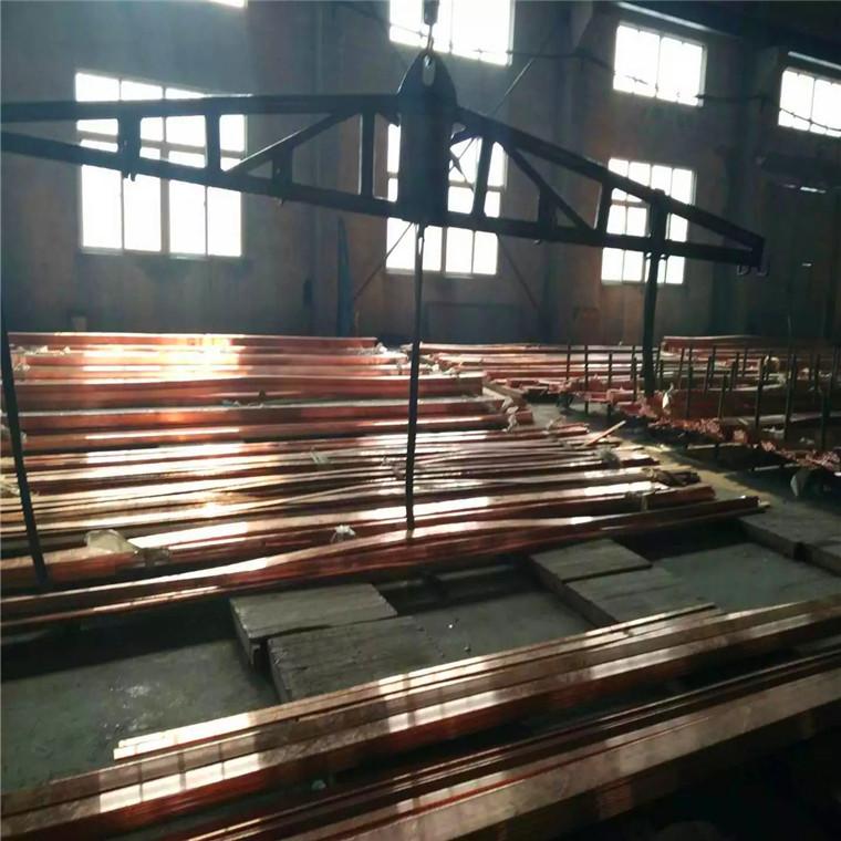 宁德市8.0*1000t2紫铜垫片质量可靠