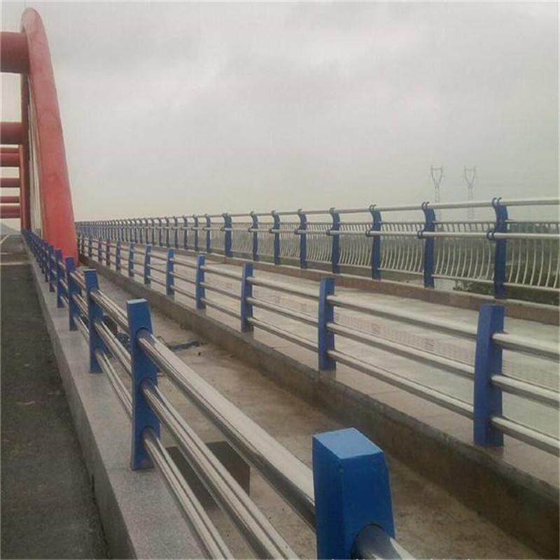 贵州省黔西南市人行道护栏