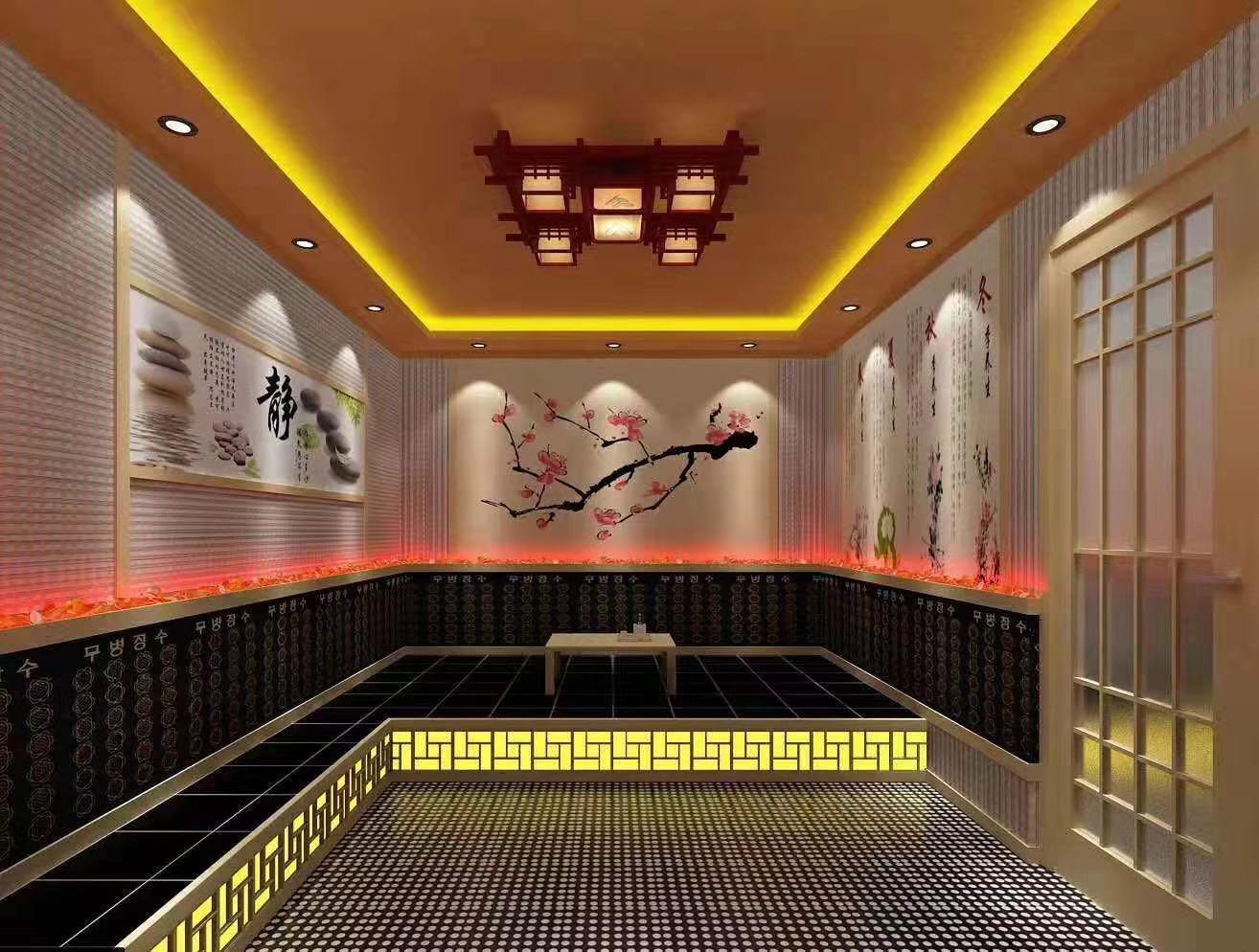 安徽汗蒸房安装公司新安装案例