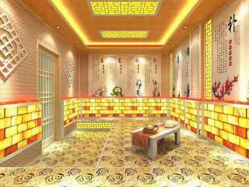 四川阿坝市 大米商用汗蒸房安装设计、维修