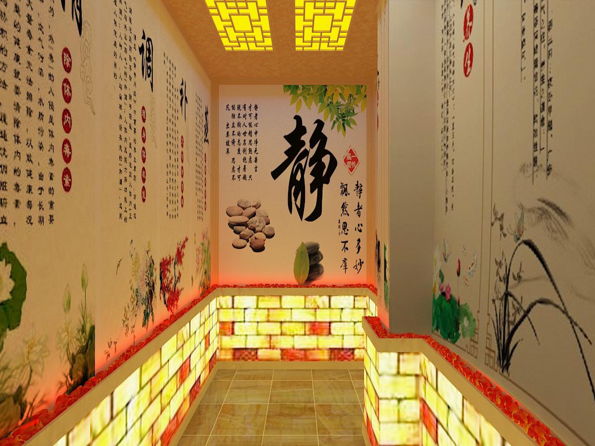 锦州本地汗蒸房安装、燃气加热和电加热