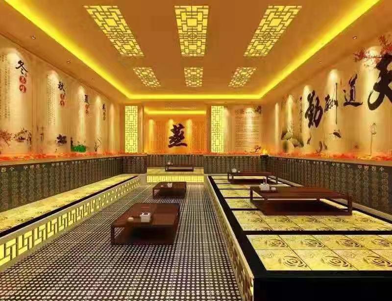 锦州汗蒸房厂家公司施工步骤固定方式