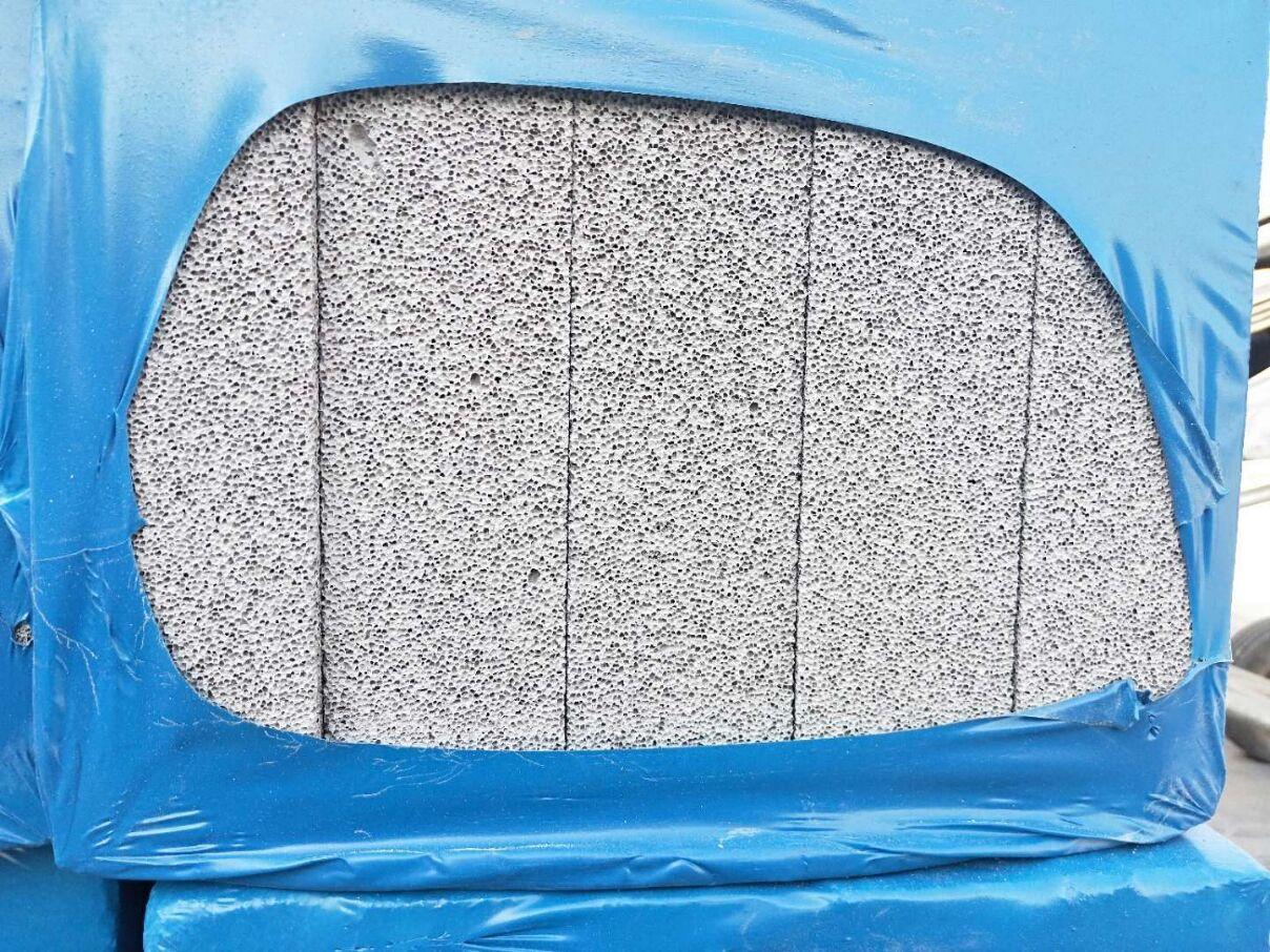 张家界外墙防火水泥发泡板每立方价格