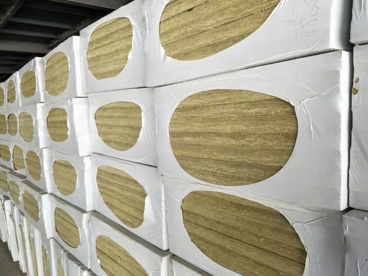 洛阳建筑外墙专用岩棉板隔离带哪里卖