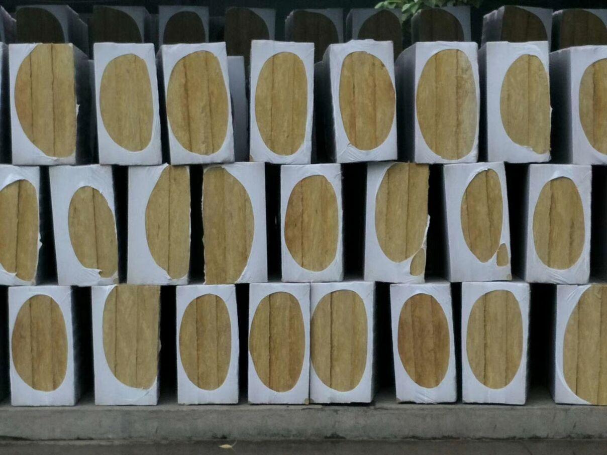 东营外墙憎水岩棉板大量