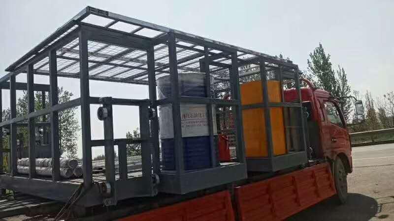 河南省驻马店西平升降横移机械车位制造厂家可定制巨顺智能设备有限公司