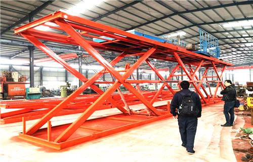 海南家用立体车库汽车举升机液压升降平台加盟好项目立体车库批发商质量可靠