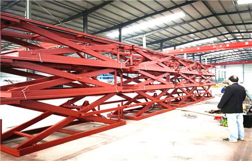 河南省驻马店平舆简易升降立体车位供应厂家首先巨顺智能设备有限公司