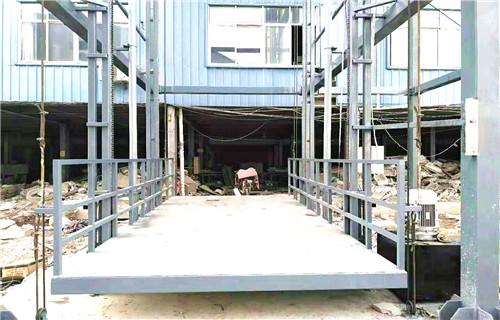 洛阳伊川上下两层机械停车维修厂家