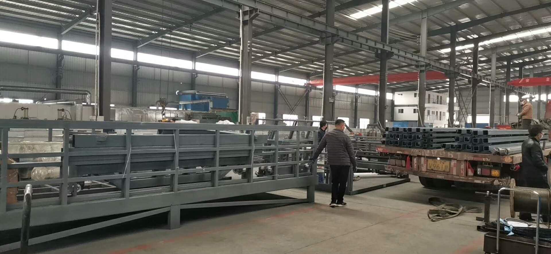 黑龙江地上三层升降横移类立体车库立体停车设备厂家电话质量可靠