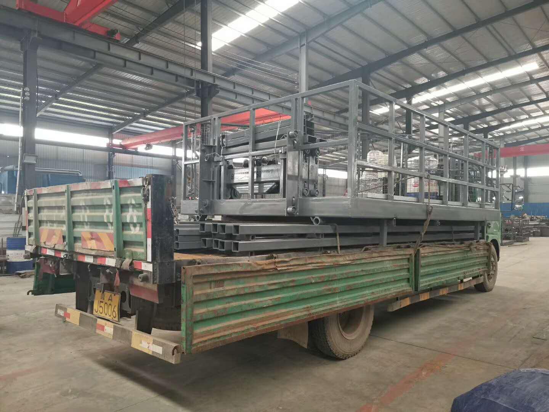 黑龙江四柱简易升降类立体车库立体停车设备联系方式质量可靠
