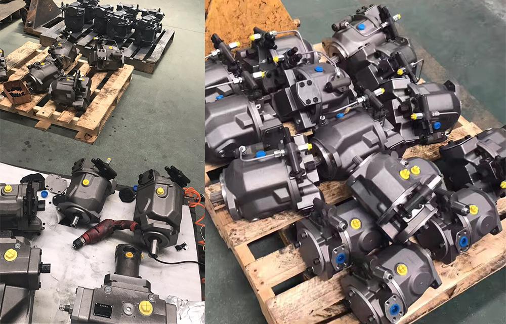 安康新闻A4VSO40DRG/10R-PPB25N00柱塞泵