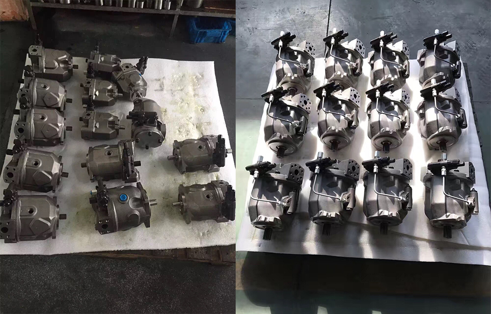 安康新闻A4VSO180DRG/30R-PPB25N00液压泵