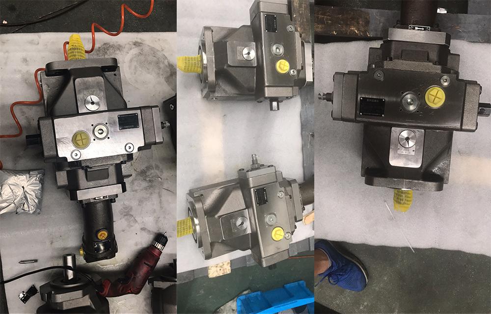 安康新闻A4VSO125DFR/30R-PPB13N00轴向柱塞泵