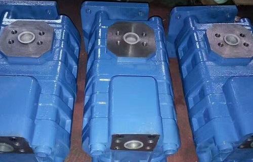 新闻近况:湖南省怀化GHP2A-D-40齿轮泵