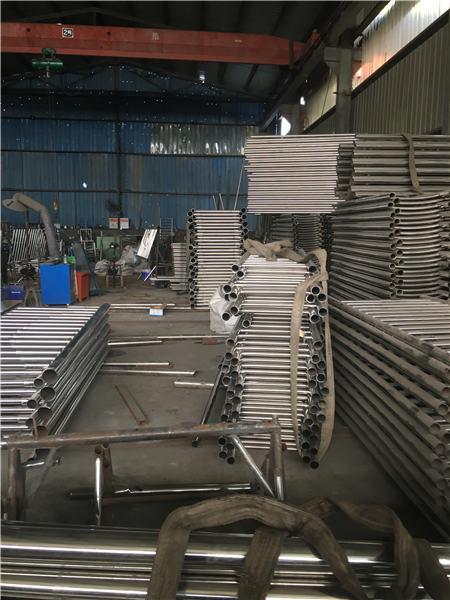 天津非机动车道隔离护栏大量现货库存