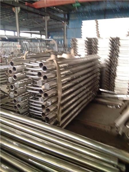 西藏201不锈钢立柱保证品质完善