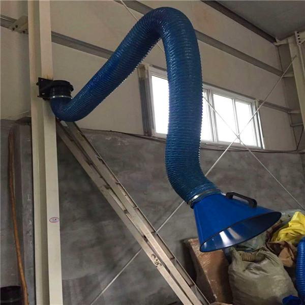 宁夏回族自治区128-8气箱脉冲除尘器灰斗设计