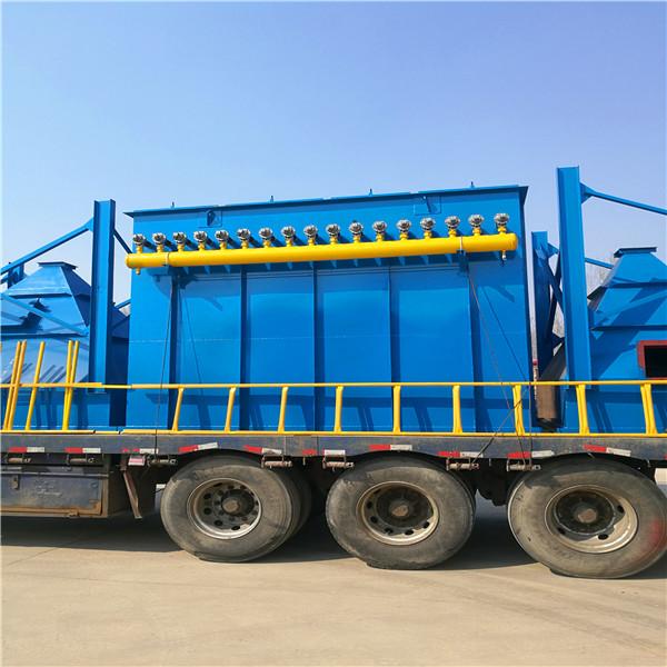 新疆维吾尔自治区小型工业袋式除尘器可定制