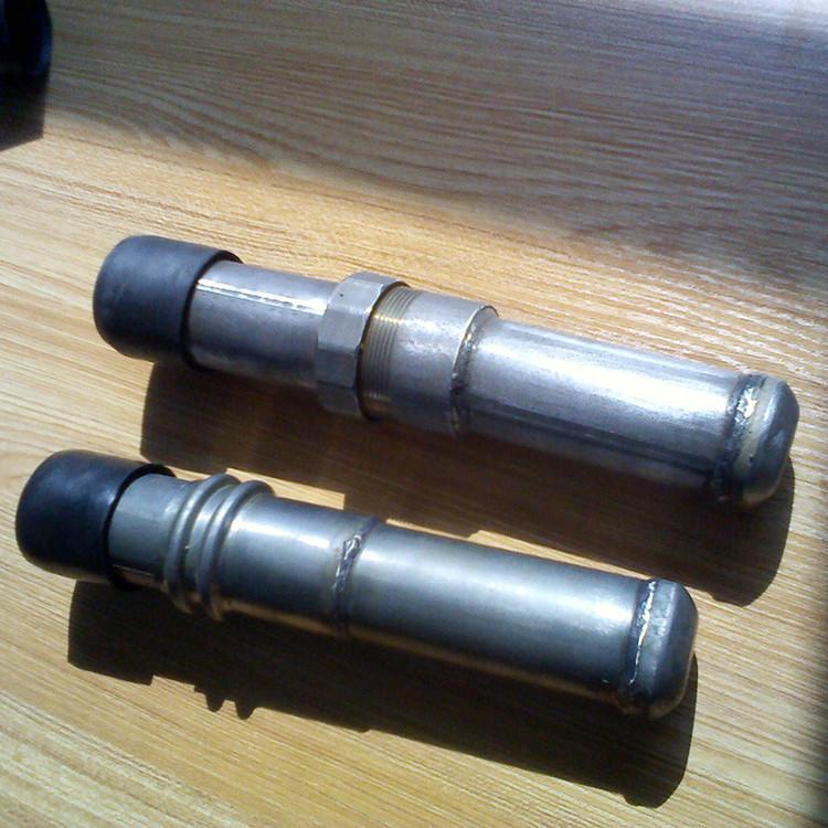 安康声测管厂家加工制作钳压式 螺旋式 法兰式 套筒式管棚管,小导管,注浆管,冷却管