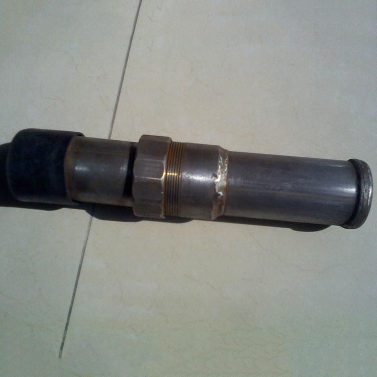 安康桥梁桩基检测声测管厂家钳压式 螺旋式 法兰式 套筒式