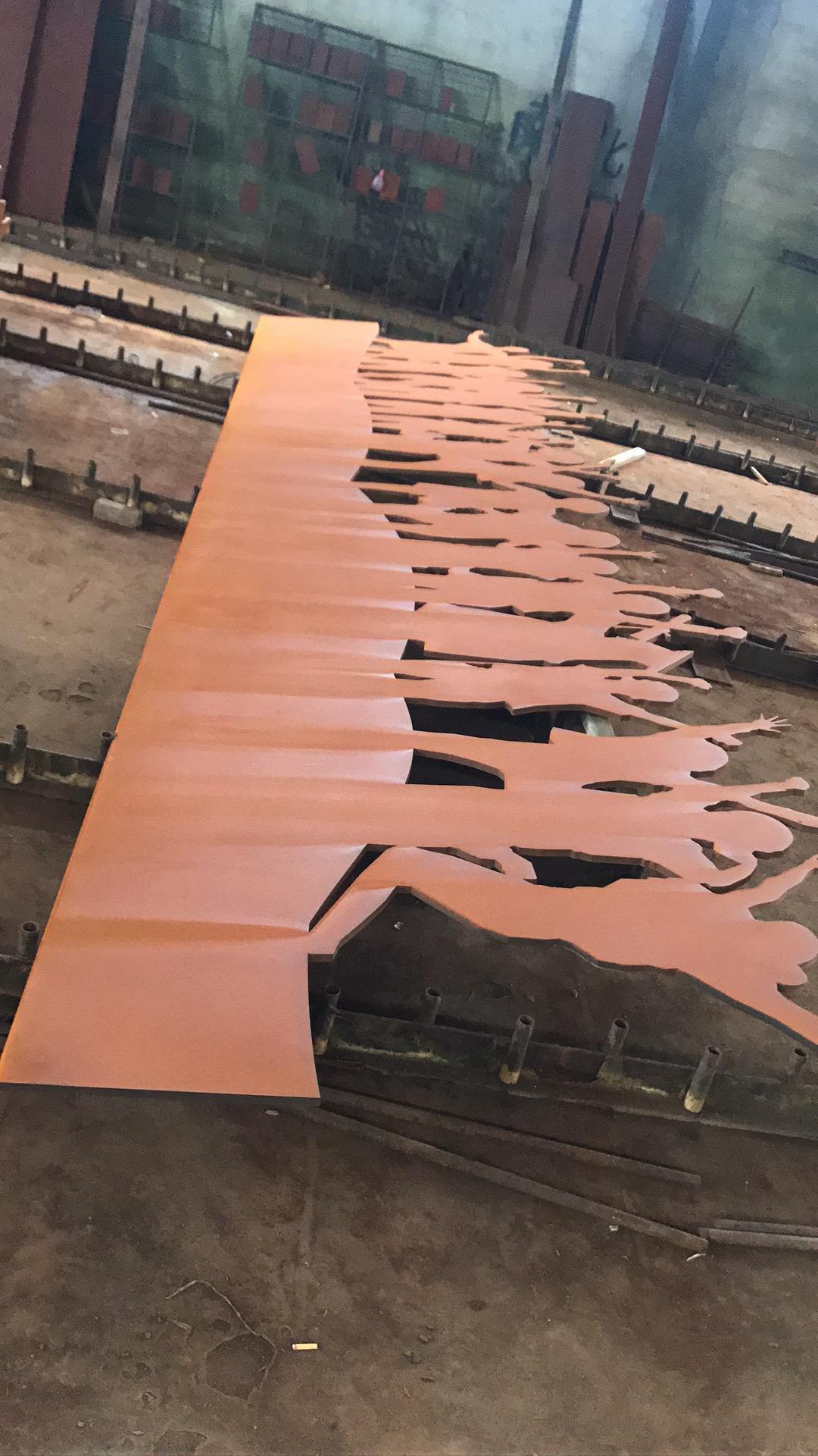 (5mm耐候钢板点击)内江钢厂