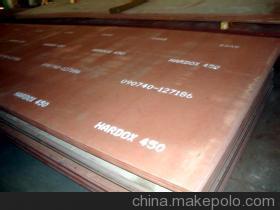 北京迪林根耐磨钢板出厂交货均硬度达